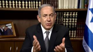 "getlinkyoutube.com-PM Netanyahu: ""This video shook me to the core of my being."""