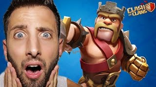getlinkyoutube.com-Clash Of Clans: La vera storia del RE BARBARO [IL FILM]
