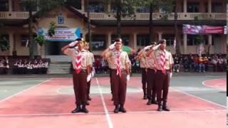 WAJIB NONTON PBB VARIASI PRAMUKA INDONESIA KEREN part 1