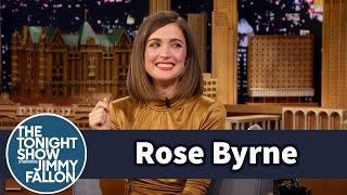 getlinkyoutube.com-Rose Byrne Shows Off Her Crazy Kookaburra Call
