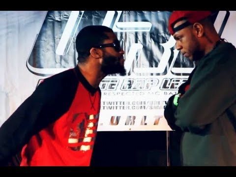 SMACK/ URL PRESENTS : JOHN JOHN DA DON VS BILL COLLECTOR