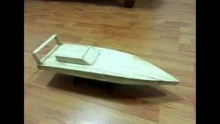 getlinkyoutube.com-Homemade rc boat Movie