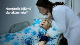 Sağlık Yüksekokulu Hemşirelik Bölümü Tanıtım Filmi