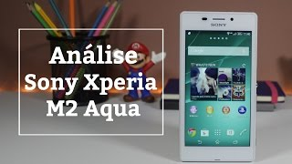 getlinkyoutube.com-Análise Sony Xperia M2 Aqua