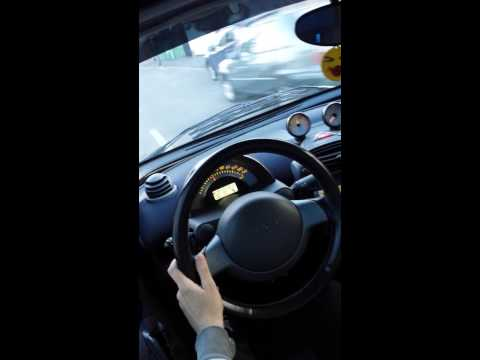 Smart fortwo blow off