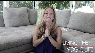 Living the Yogis Life, Healthy Living with Kino Yoga