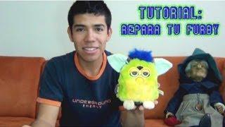 getlinkyoutube.com-Tutorial: Repara tu Furby (español-latino)