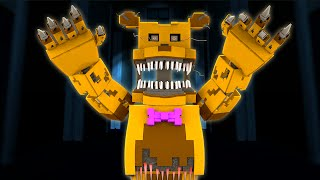 getlinkyoutube.com-Five Nights at Freddy's Nightmare - Night 7 (Minecraft Roleplay)