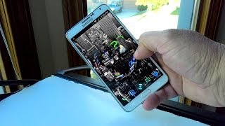 Samsung Galaxy Note 3 FULLY CUSTOMIZED