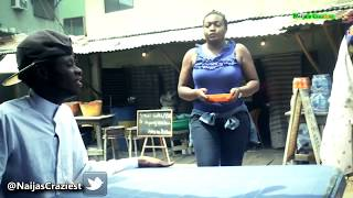 getlinkyoutube.com-You Want Fork??? - Naija's Craziest Comedy Episode 123