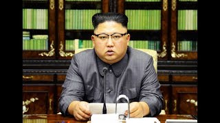Kim Jong-Un Responds To Trump's Threat To Destroy North Korea