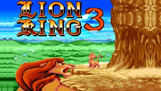 getlinkyoutube.com-The Lion King - 3 walkthrough (Sega Mega Drive/Genesis).