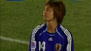 getlinkyoutube.com-Japan National Team U20 in World Youth 2007