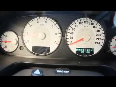 Волга Сайбер калибровка кондиционера и печки. Chrysler sebring calibration of the air conditioner.