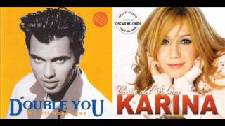 Double You & Karina - In The Name Of Love view on youtube.com tube online.