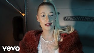 Iggy Azalea - Work (Making Of)