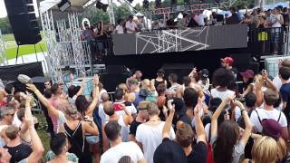 getlinkyoutube.com-Dj Koze & Carl Cox @ Greenfields Open Air 2015 19-7-2015