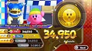 getlinkyoutube.com-Let's Play Kirby's Dream Collection: Extra Challenges - Smash EX / Magolor Race EX