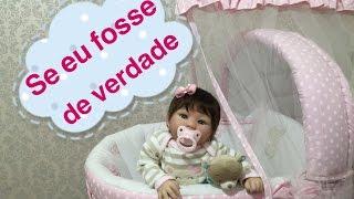 getlinkyoutube.com-Como seria a vida da minha bebê reborn se ela fosse de verdade ( molde kylin )