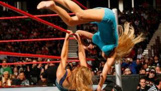 "getlinkyoutube.com-Raw: Divas Red Carpet ""Dress to Impress"" Battle Royal"