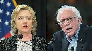 getlinkyoutube.com-Clinton v Sanders: Will the gloves come off?