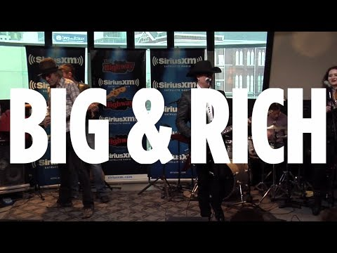 Big & Rich Cover Song Medley &