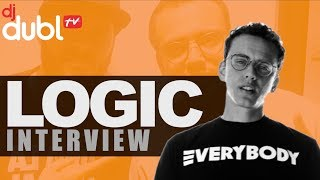 Logic Interview - Breaks down everybody album, says he didn't diss Kanye & more!