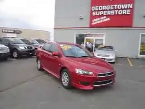 2012 Mitsubishi Lancer SE - Reserved for Jawid!!! | Georgetown Kia