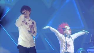 getlinkyoutube.com-SEKAI NO OWARI「スターライトパレード」from SHOW DVD『ARENA TOUR 2013「ENTERTAINMENT」in 国立代々木第一体育館』