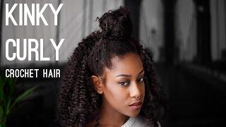 getlinkyoutube.com-Best Curly Crochet Braids | X-Pression