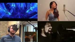 "getlinkyoutube.com-""Let It Go"" (OST) Mashup-Idina Menzel,Caleb Hyles,Grace Lee,Brian Hull-FROZEN"
