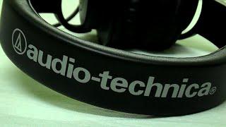 getlinkyoutube.com-Audio Technica ATH-M20X Review + Sound Test!