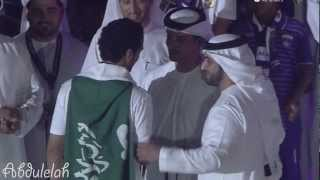 getlinkyoutube.com-ياسر القحطاني في تتويج نادي العين ببطولة الدوري 2012