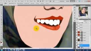 getlinkyoutube.com-Tutorial Buat Foto Pop/pixel Art dengan Photoshop cs5