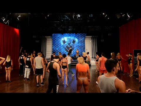 Este es el show - ¡Así fue el casting de bailarines para Bailando 2015!