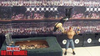 getlinkyoutube.com-BURIED ALIVE Match - Undertaker vs. John Cena: Royal Rumble 2016
