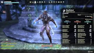 """getlinkyoutube.com-Elder Scrolls Online PVP/PVE """"Unlimited Power"""" Stamina Sorcerer Build 1.7 Imperial City"""