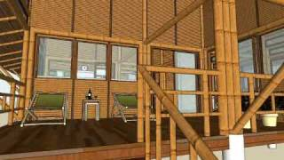 getlinkyoutube.com-Bamboo house