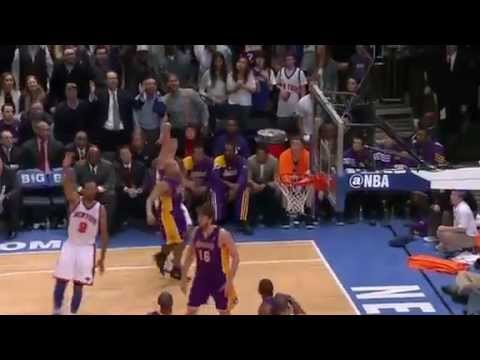 Jeremy Lin outscores Kobe Bryant in New York Knicks win over LA Lakers as 'Lin-sanity' sweeps the US