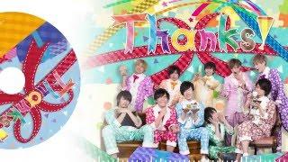 getlinkyoutube.com-【むすめん。】3rdアルバム「Thanks!」クロスフェード 【4月2日発売】