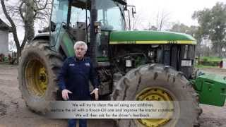 getlinkyoutube.com-John Deere 7710. Tractor Service and how to solve engine problems