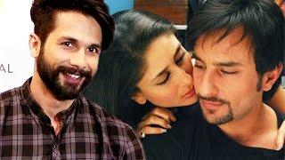 getlinkyoutube.com-Shahid Kapoor Has No Issues Working With Ex Love Kareena's Husband Saif