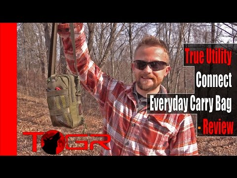 True Utility Connect Everyday Carry Bag - Review