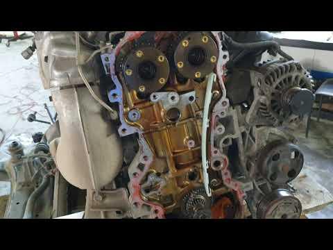 Замена цепи ГРМ на Nissan Juke в Калининграде