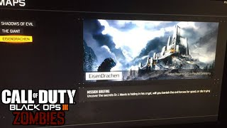 """getlinkyoutube.com-Black Ops 3 Zombies """"THE IRON DRAGON"""" DLC 1 LEAKED GAMEPLAY LOADING SCREEN IMAGE? REAL OR FAKE DLC?"""