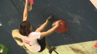 getlinkyoutube.com-2013 ボルダリング・ジャパンカップ東京大会 女子予選①