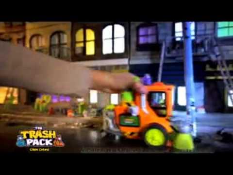 Çöps Çetesi Sokak Süpürücü