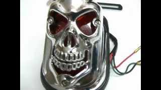 getlinkyoutube.com-skull tail light storecxdotcom