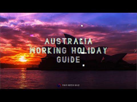 호주 워킹홀리데이 가이드북 Chapter 8 : 여행 정보
