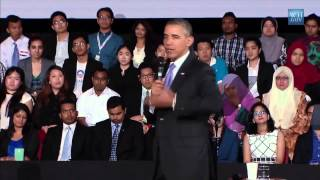 A Message from Malaysia's Small Farmers to President Obama